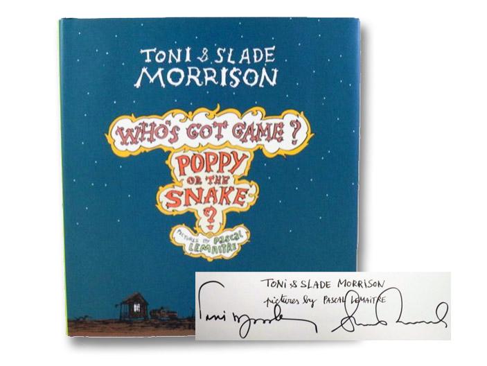 Who's Got Game? Poppy or the Snake?, Morrison, Toni & Slade