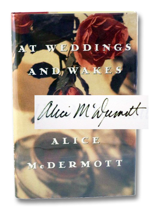 At Weddings and Wakes, McDermott, Alice