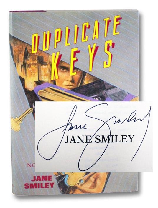 Duplicate Keys: A Novel, Smiley, Jane