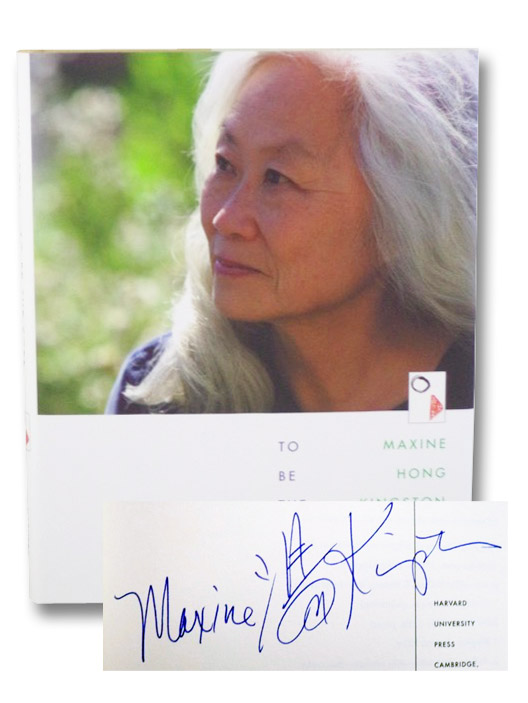 To Be the Poet (The William E. Massey Sr. Lectures in the History of American Civilization), Kingston, Maxine Hong