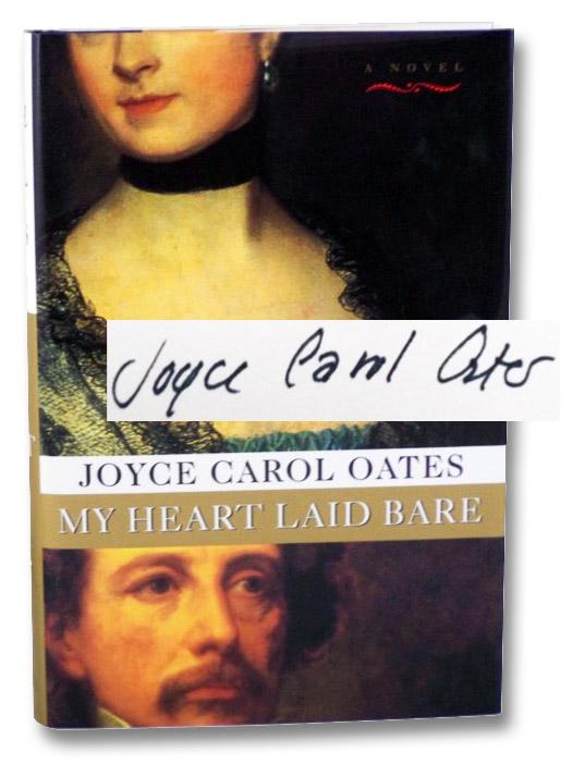 My Heart Laid Bare, Oates, Joyce Carol