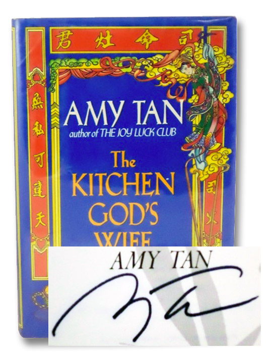 The Kitchen God's Wife, Tan, Amy