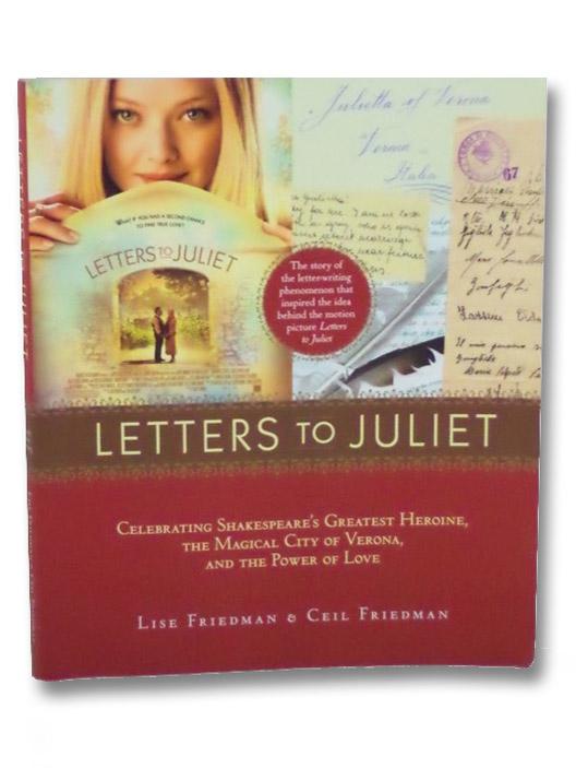 Letters to Juliet, Friedman, Lise