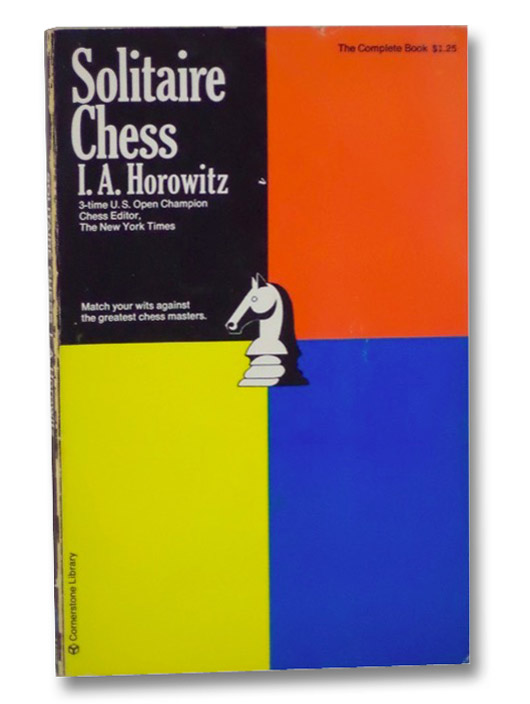 Solitaire Chess, Horowitz, I.A.
