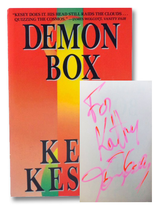 Demon Box, Kesey, Ken