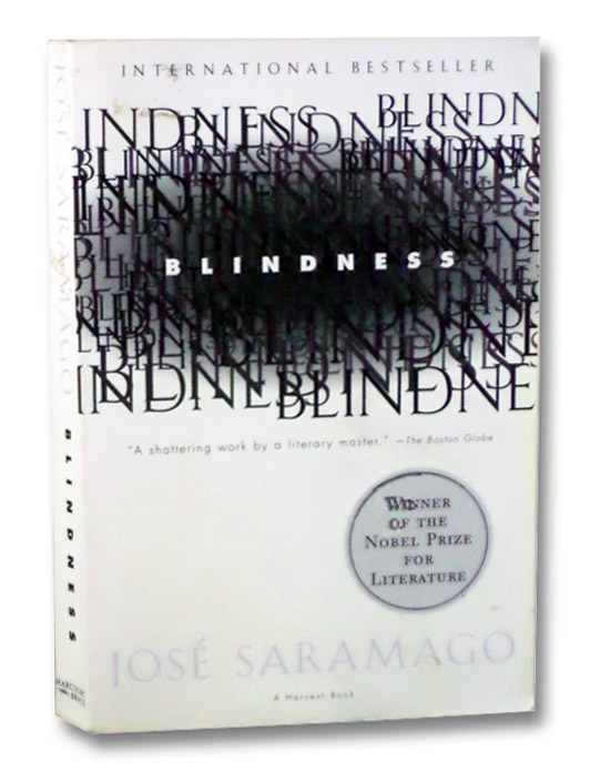Blindness, Saramago, Jose; Pontiero, Giovanni (Translator)