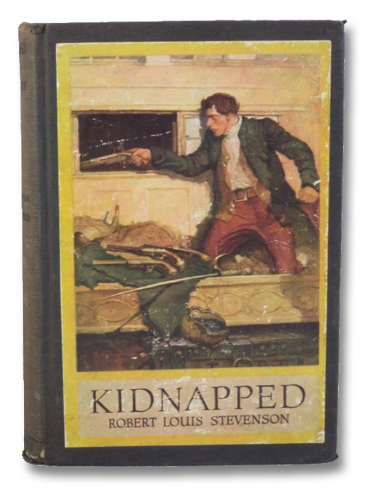 Kidnapped: Being Memoirs of the Adventures of David Balfour in the Year 1751, Stevenson, Robert Louis