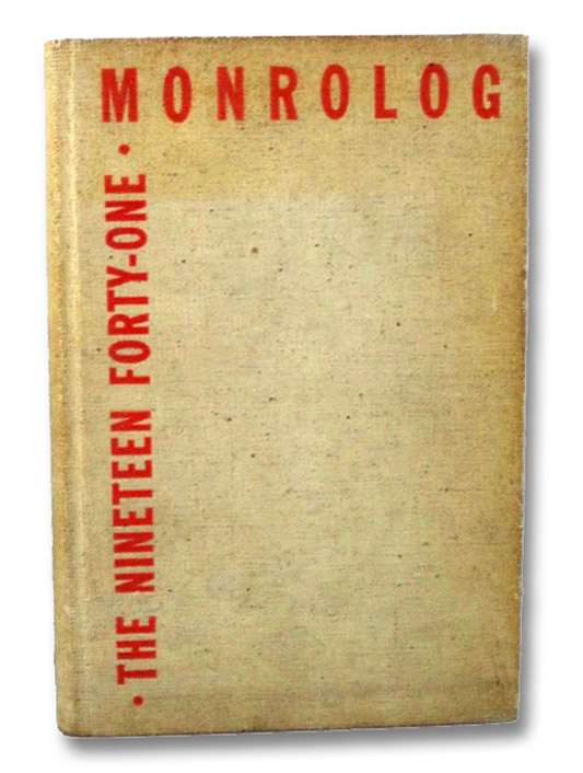 The Monrolog for 1941 [Monroe High School Yearbook], The Senior Class of Monroe High School