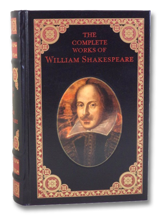 The Complete Works of William Shakespeare: The Edition of The Shakespeare Head Press, Oxford, Shakespeare, William