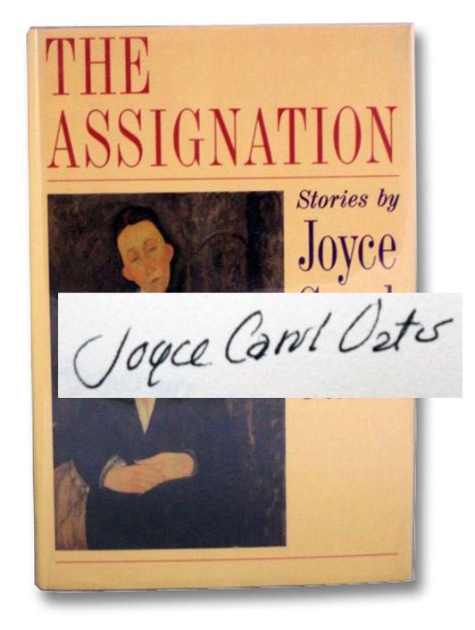The Assignation: Stories, Oates, Joyce Carol