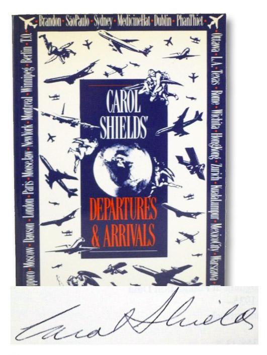 Departures & Arrivals, Shields, Carol