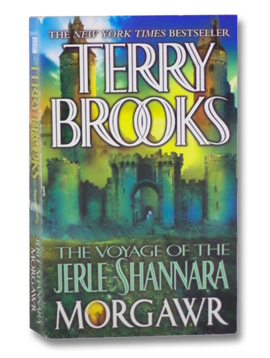 Morgawr (The Voyage of the Jerle Shannara, Book 3), Brooks, Terry
