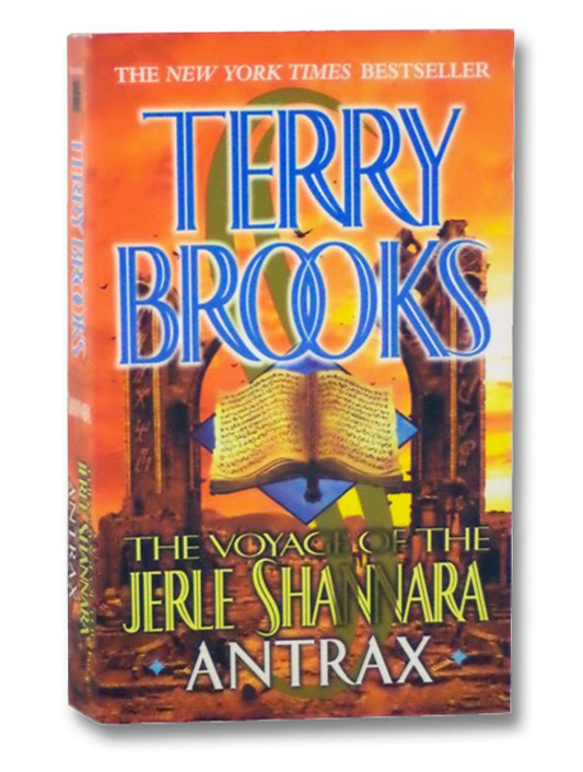 Antrax (The Voyage of the Jerle Shannara), Brooks, Terry