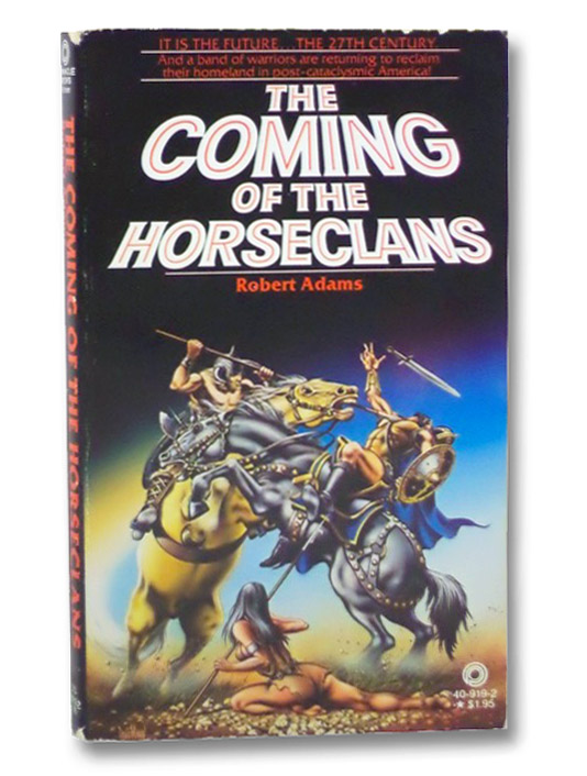 The Coming of the Horseclans, Adams, Robert