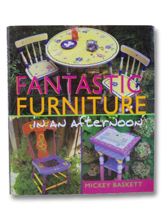 Fantastic Furniture in An Afternoon, Baskett, Mickey