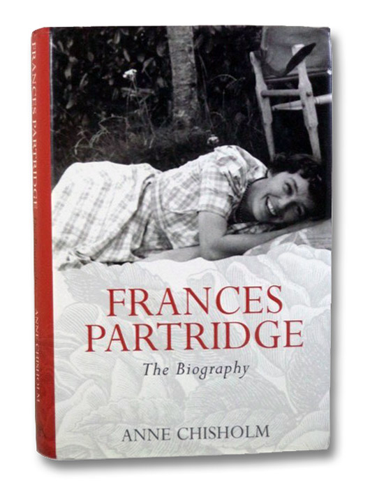 Frances Partridge: the Biography, Chisholm, Anne