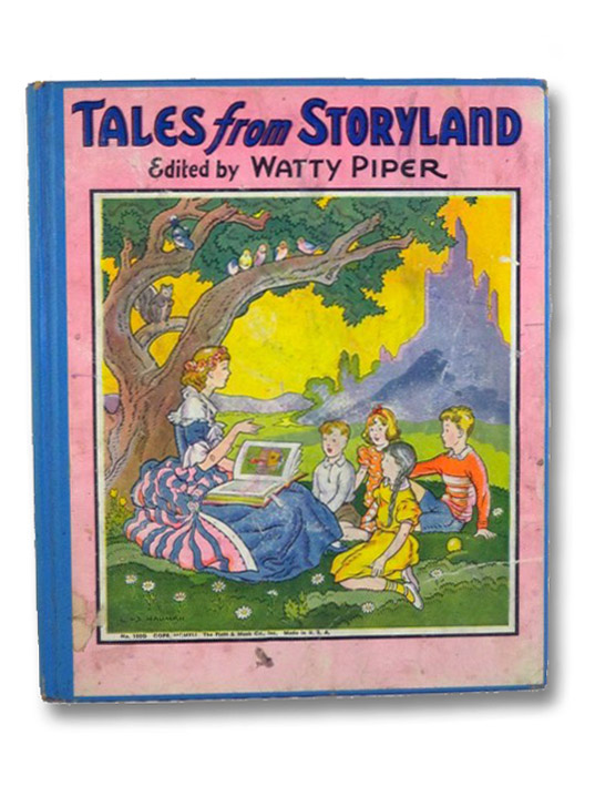 Tales from Storyland, Piper, Watty