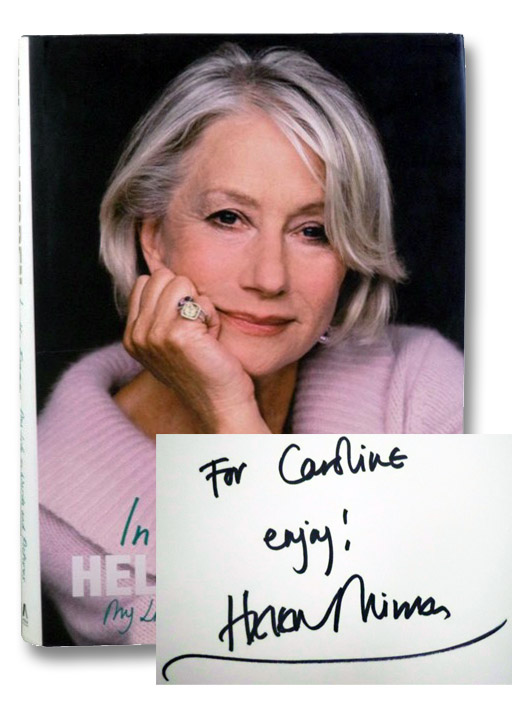 In the Frame: My Life in Words and Pictures, Mirren, Helen