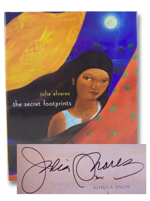 The Secret Footprints, Alvarez, Julia