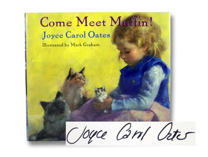 Come Meet Muffin!, Oates, Joyce Carol