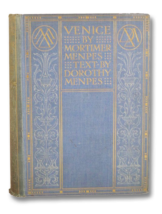 Venice, Menpes, Mortimer & Dorothy
