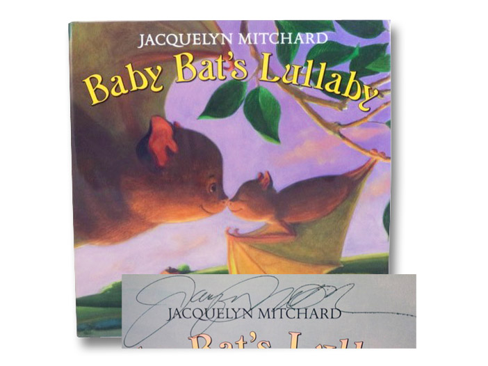 Baby Bat's Lullaby, Mitchard, Jacquelyn