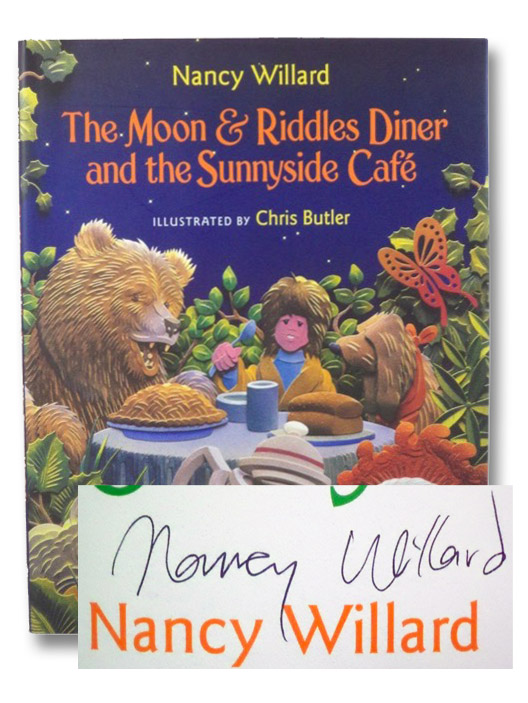 The Moon & Riddles Diner and the Sunnyside Cafe, Willard, Nancy
