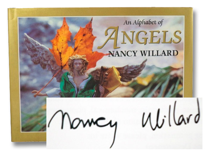 An Alphabet of Angels, Willard, Nancy
