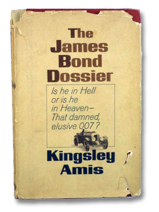 The James Bond Dossier, Amis, Kingsley
