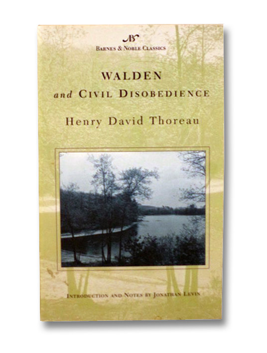 Walden and Civil Disobedience (Barnes & Noble Classics Series), Thoreau, Henry David
