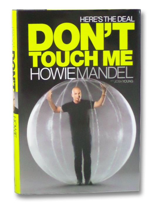 Here's the Deal: Don't Touch Me, Mandel, Howie