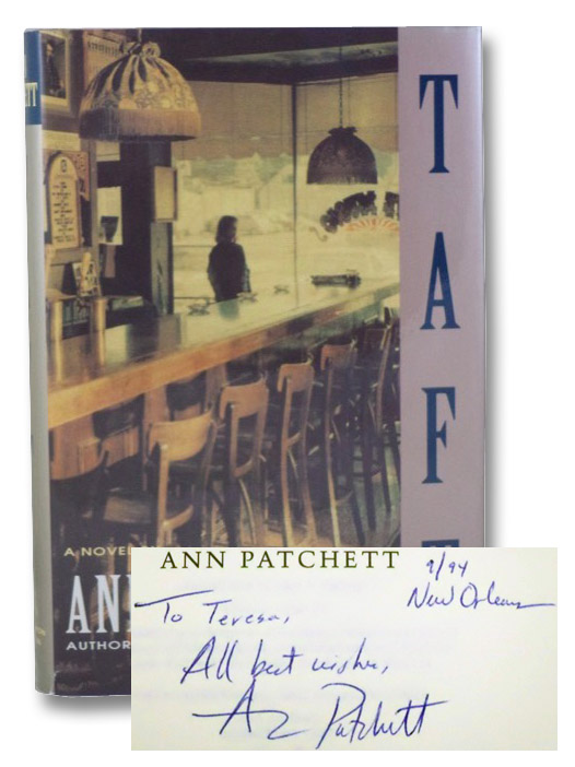 Taft: A Novel, Patchett, Ann