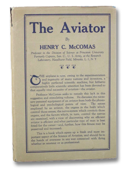 The Aviator, McComas, Henry C.