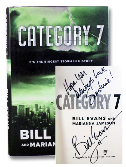 Category 7, Evans, Bill; Jameson, Marianna