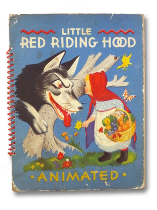 Little Red Riding Hood, Animated, Wehr, Julian