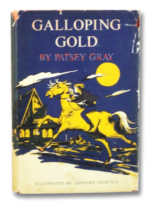 Galloping Gold, Gray, Patsey