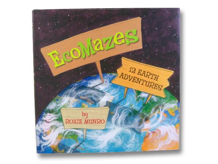 EcoMazes: 12 Earth Adventures, Munro, Roxie