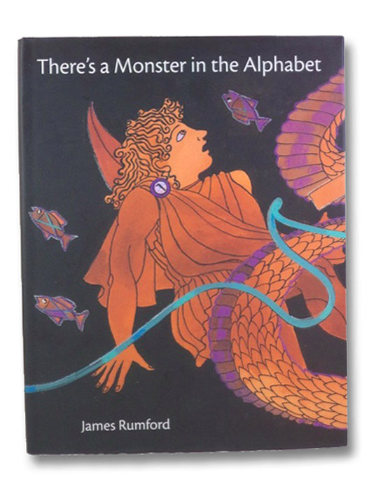 There's a Monster in the Alphabet, Rumford, James