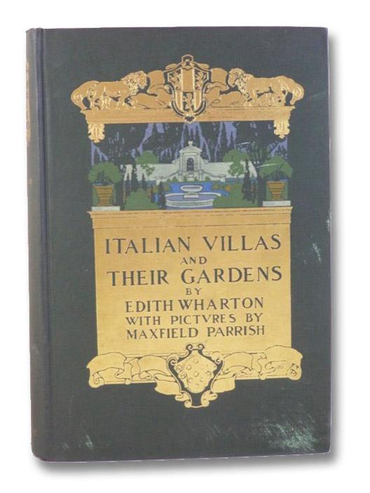 Italian Villas and Their Gardens, Wharton, Edith