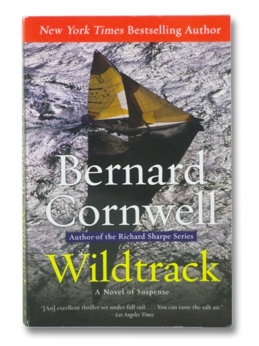 Wildtrack: A Novel of Suspense, Cornwell, Bernard