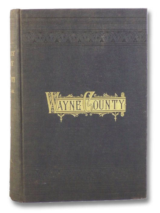 Military History of Wayne County, N.Y.: The County in the Civil War [New York], Clark, Lewis H.