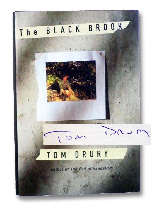 The Black Brook, Drury, Tom