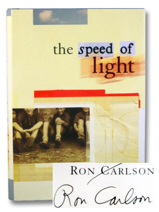 The Speed of Light, Carlson, Ron