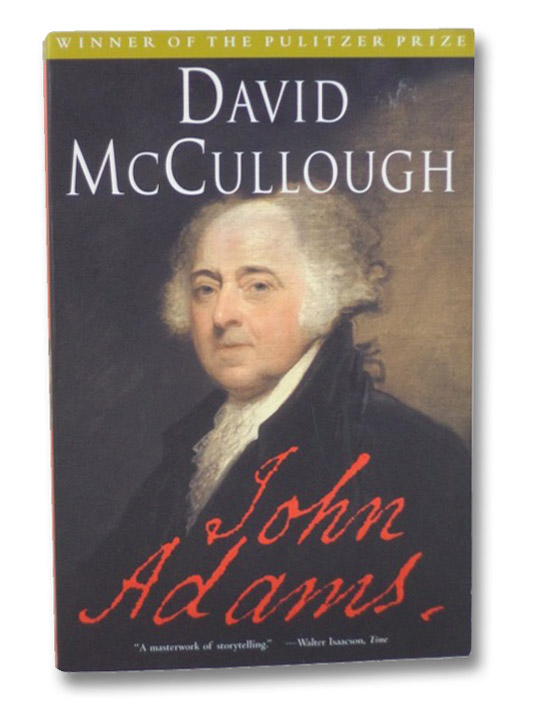 John Adams, McCullough, David