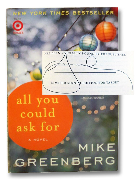 All You Could Ask For: A Novel, Greenberg, Mike