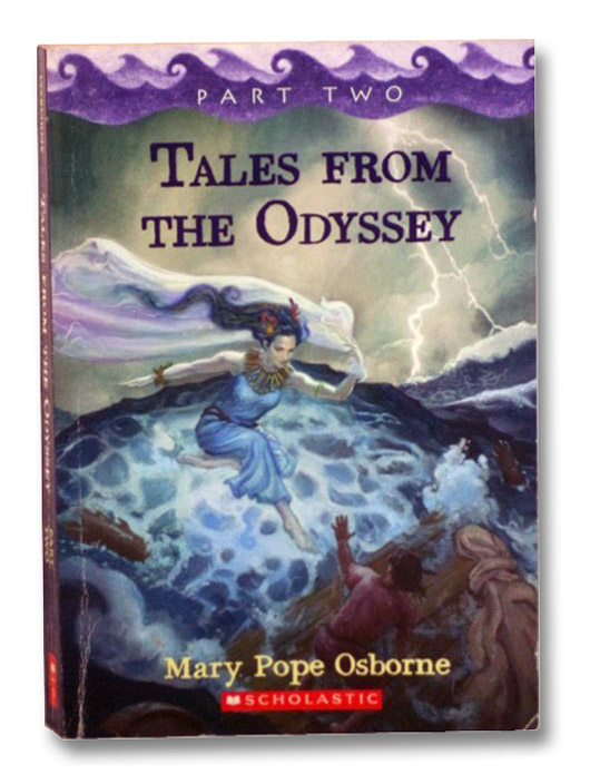 Tales from the Odyssey, Part 2, Osborne, Mary Pope