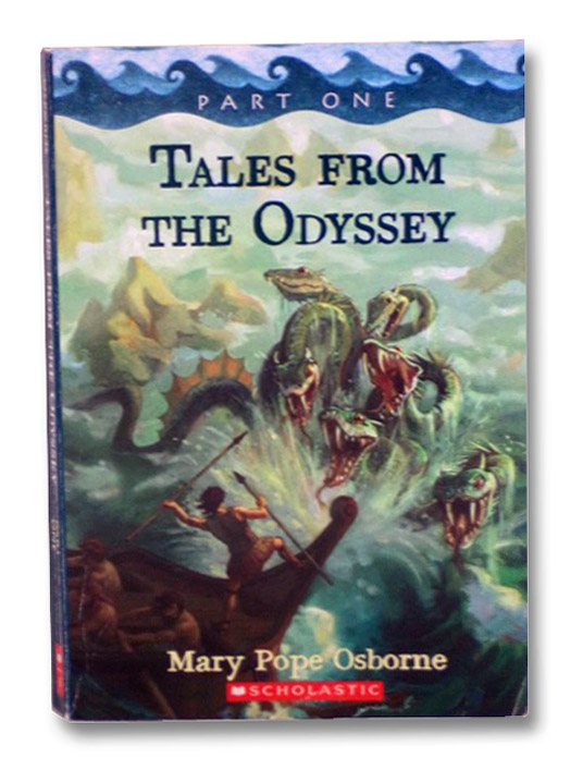 Tales from the Odyssey, Part 1, Osborne, Mary Pope