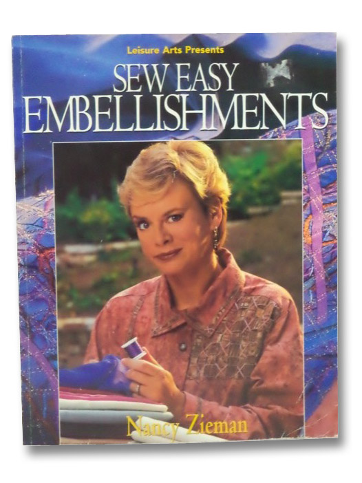 Image for Sew Easy Embellishments (Leisure Arts Presents)