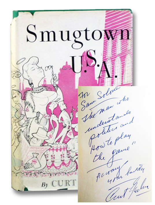 Smugtown U.S.A. (Signed), Gerling, Curt