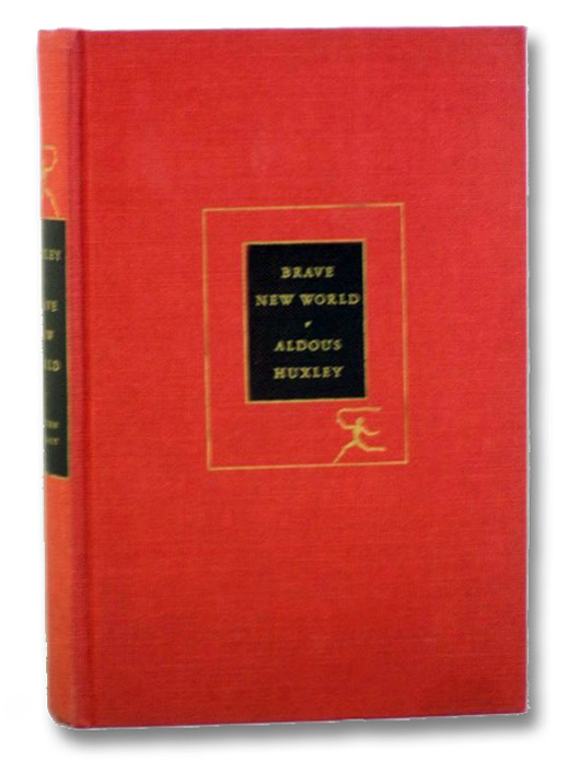 Brave New World (The Modern Library of the World's Best Books), Huxley, Aldous